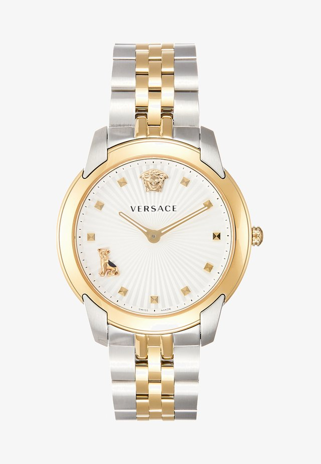 AUDREY WOMEN TWO TONE - Hodinky - gold-coloured