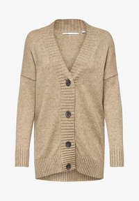 ONLY - ONLSANDY BUTTON CARDIGAN - Gilet - pumice stone - 4