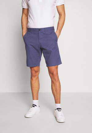 BROOKLYN SHORT LIGHT TWILL - Kraťasy - blue