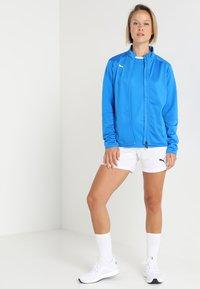 Puma - LIGA - Training jacket - electric blue lemonade/white - 1