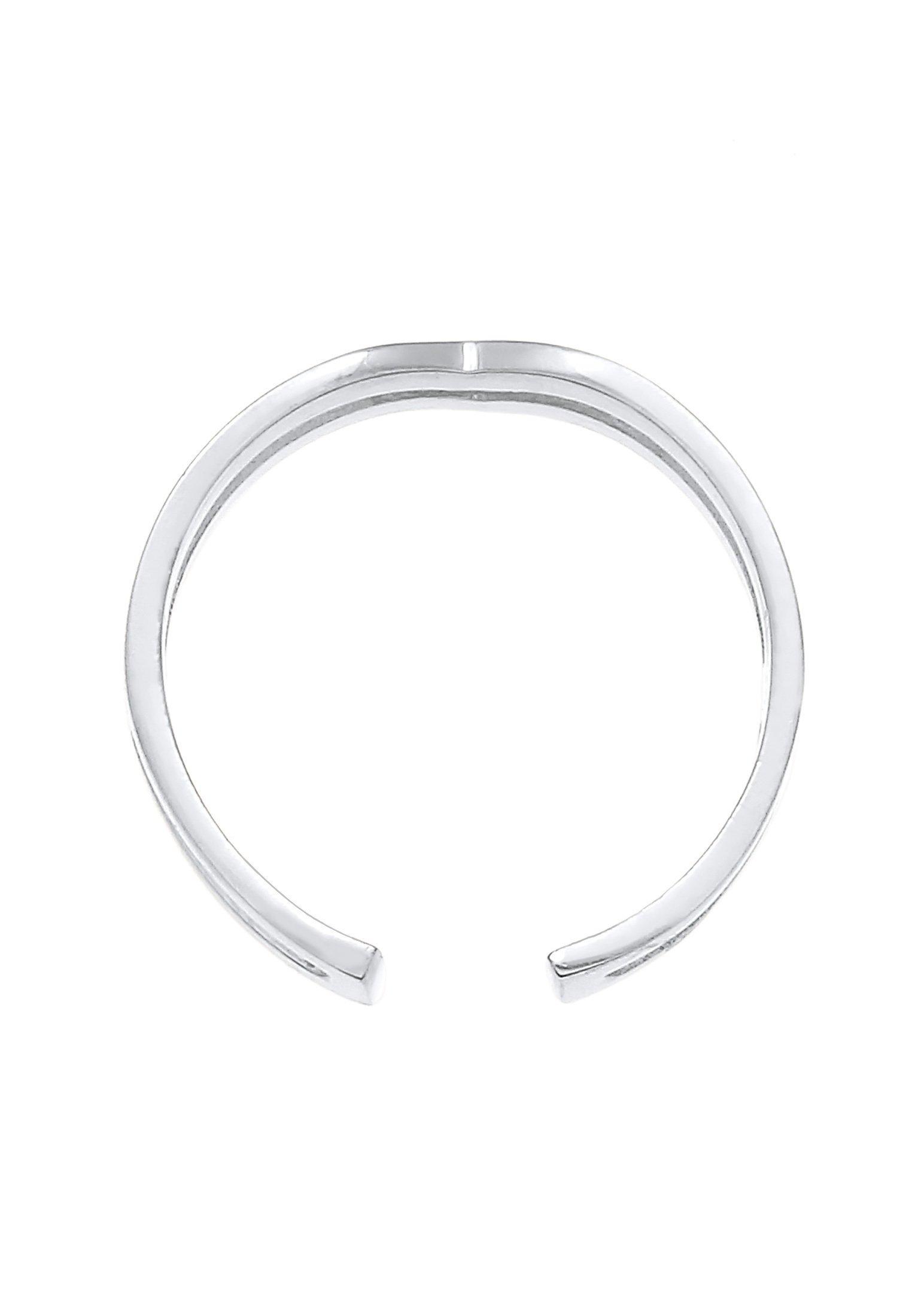 Elli Ring - Silber/silberfarben