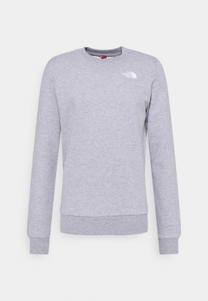 COORDINATES CREW - Felpa - light grey heather