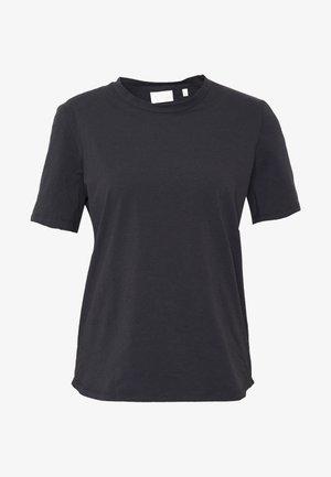 ICONIC - T-shirts basic - deep blue