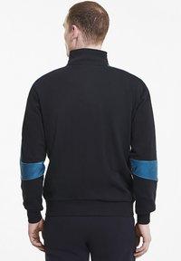 Puma - Training jacket - black-digi-blue - 2