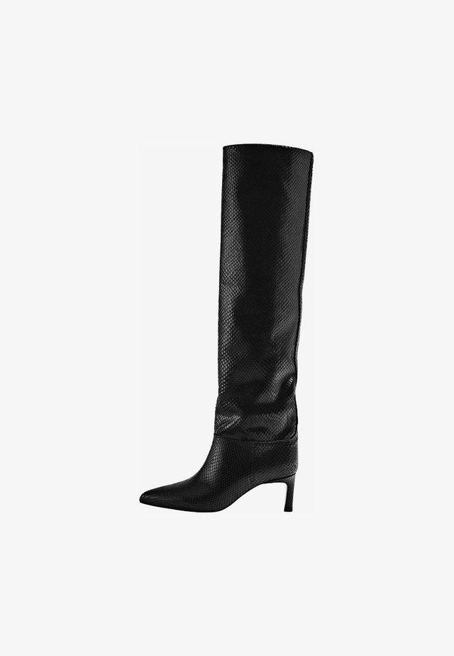 ANIMALPRINT  - Boots - black