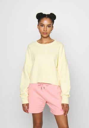 MORGAN - Sweatshirt - lemon