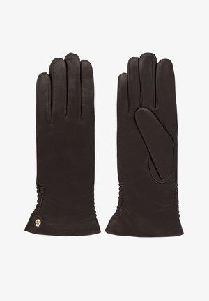 REGINA - Gloves - mocca