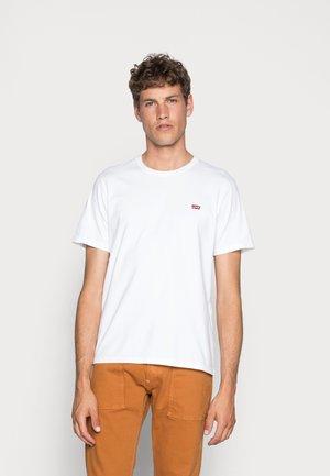 ORIGINAL TEE - T-shirt - bas - white