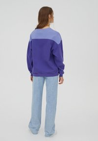 PULL&BEAR - Felpa - purple - 2