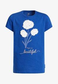 WE Fashion - T-shirts print - cobalt blue - 3