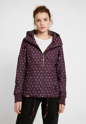 DANKA - Light jacket - wine red