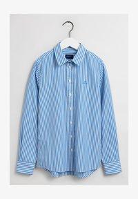 GANT - Button-down blouse - pacific blue - 1