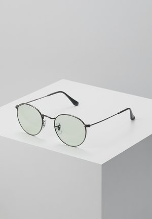 PHOTOCHROMIC BLUE LIGHT UNISEX - Sunglasses - gunmetal/light green