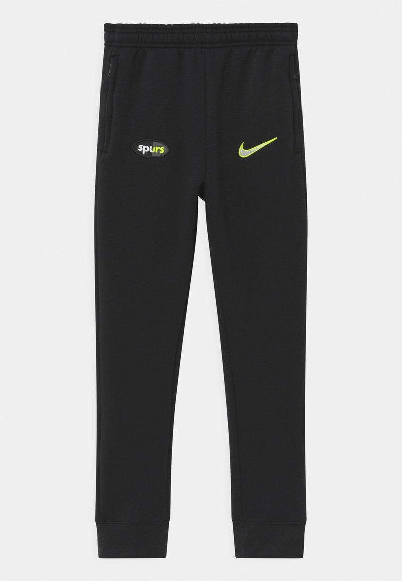 Nike Performance - TOTTENHAM HOTSPURS UNISEX - Club wear - black/lemon