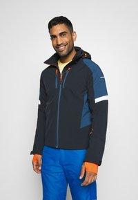 Icepeak - FREEBURG - Ski jacket - dark blue - 0