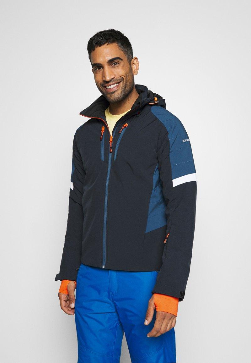 Icepeak - FREEBURG - Ski jacket - dark blue