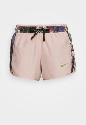 10K SHORT FEMME - Sports shorts - pink oxford/ironstone/metallic gold