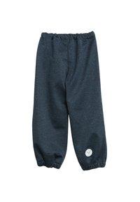 Wheat - JEAN - Rain trousers - blue melange - 1