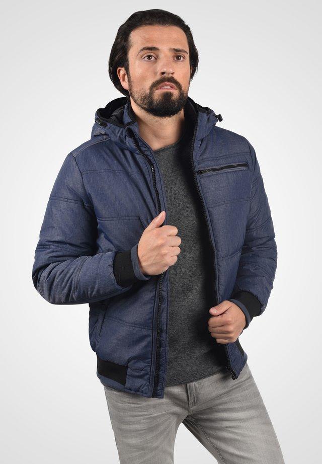 Winterjas - dark navy blue