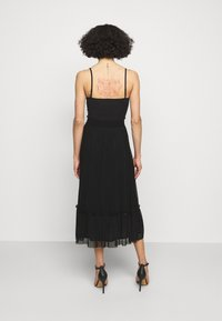 Bruuns Bazaar - THORA FLOUNCE SKIRT - Gonna a campana - black - 2