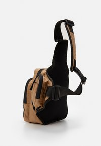 Carhartt WIP - DELTA SHOULDER BAG UNISEX - Vyölaukku - dustyq brown - 1