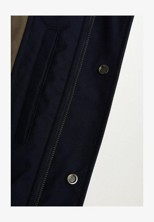 TORTONA - Winter jacket - dunkles marineblau