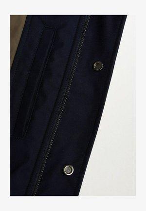 TORTONA - Vinterjacka - dunkles marineblau