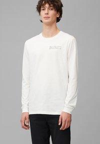 Marc O'Polo DENIM - Long sleeved top - scandinavian white - 0