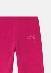 OVS - 2 PACK - Leggings - pink yarrow/black - 3
