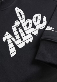 Nike Sportswear - CREW - Sweater - black/white - 3
