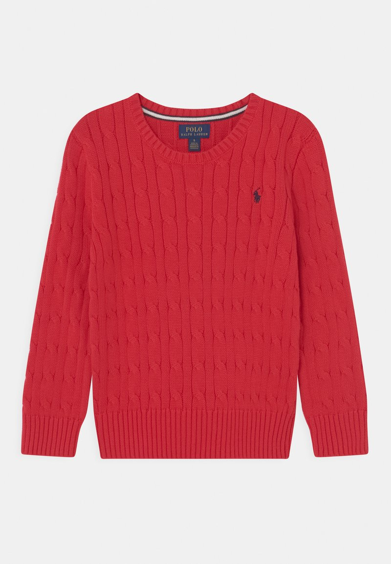 Polo Ralph Lauren - CABLE  - Jumper - red