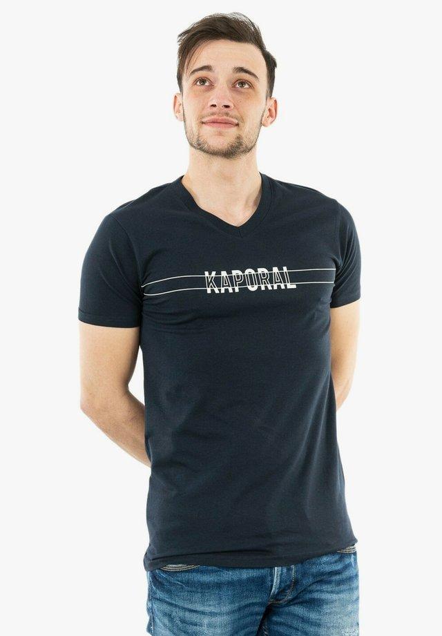 DINA - T-shirt imprimé - bleu