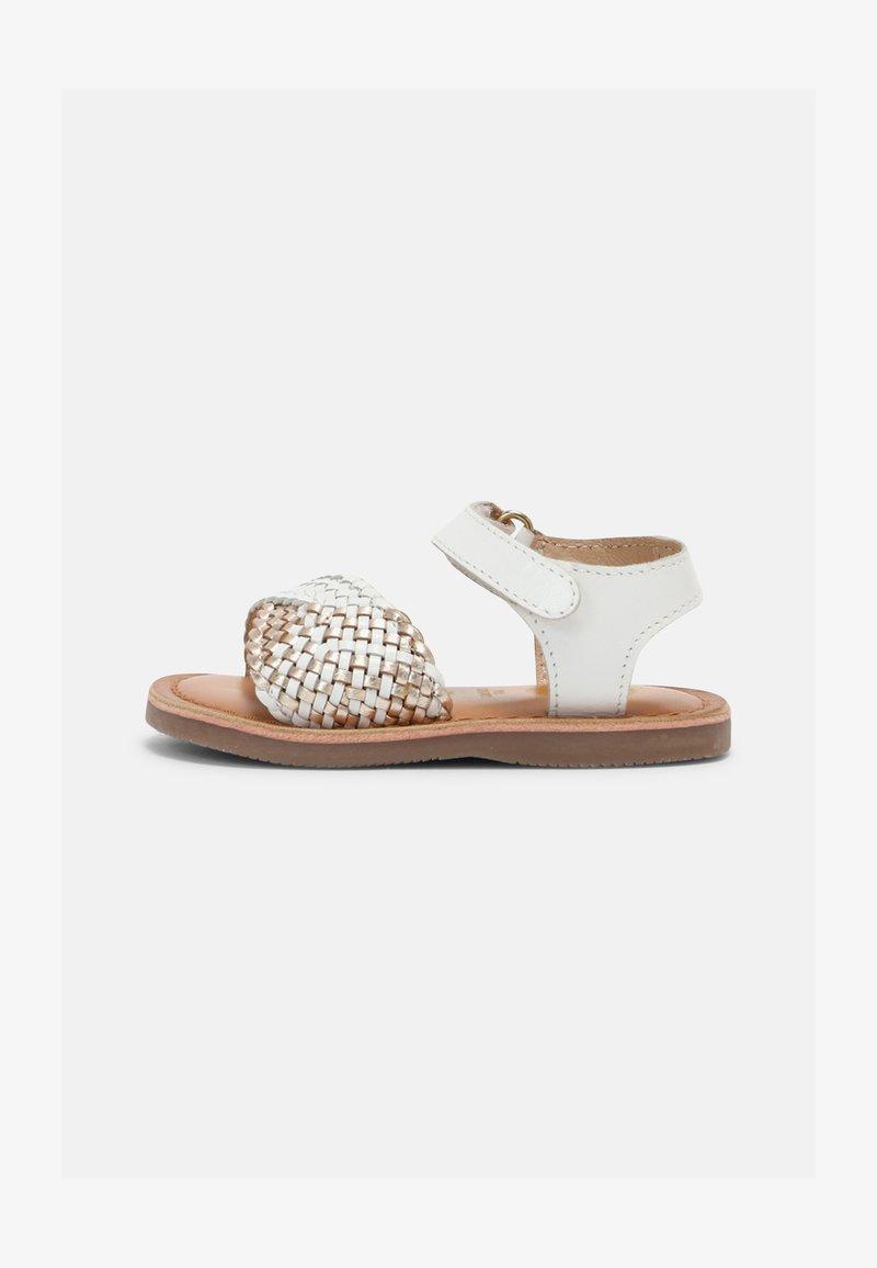 Gioseppo - DEVANLAY - Sandals - blanco
