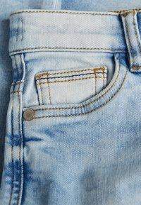 Next - DENIM GREY SKINNY FIT FIVE POCKET JEANS (3-16YRS) - Jeans Skinny Fit - blue - 3