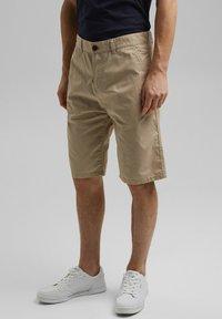 edc by Esprit - Shorts - light beige - 3