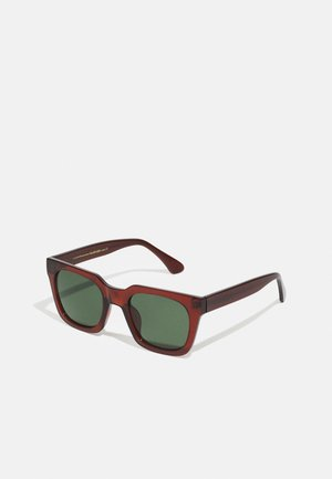 NANCY - Sunglasses - brown transparent