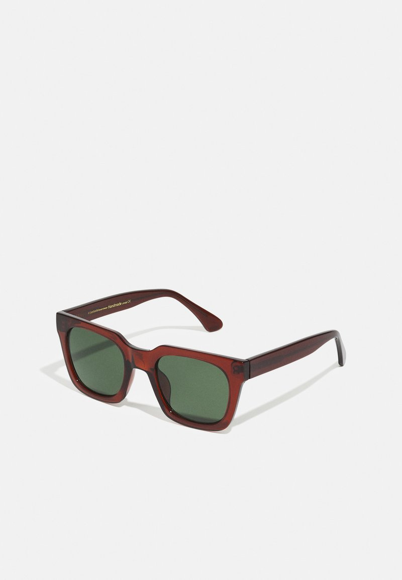 A.Kjærbede - NANCY - Sunglasses - brown transparent