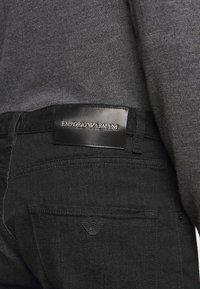 Emporio Armani - Slim fit jeans - grey - 5