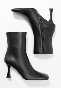 Proenza Schouler - High heeled ankle boots - nero - 3