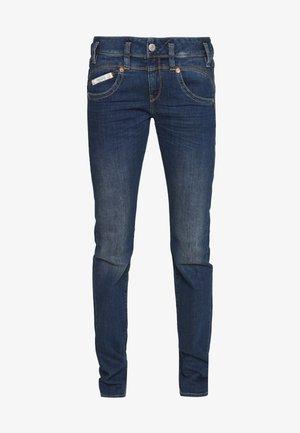 PEARL  - Straight leg jeans - evening sky