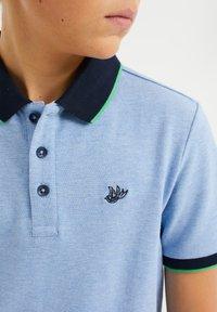 WE Fashion - Polo shirt - light blue - 2