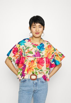 MARYS GARDEN BLOUSE - Blouse - multi