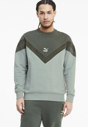 ICONIC - Sweatshirt - aqua gray