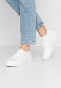 Even&Odd - Sneakers laag - white - 0