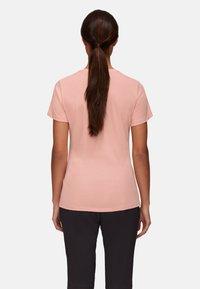 Mammut - SEILE - T-shirt con stampa - evening sand prt3 - 1