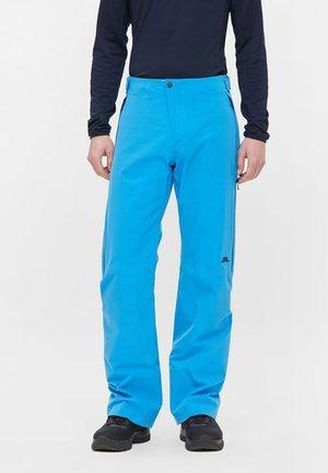 Snow pants - true blue