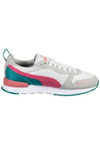Puma - Trainers - white / glowing pink / gray violet - 6