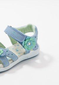 Friboo - Sandals - light blue - 2