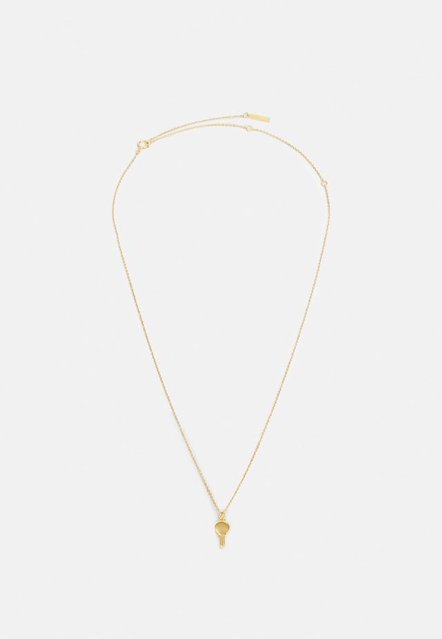 CO ETERNUM NECKLACE - Collar - gold-coloured