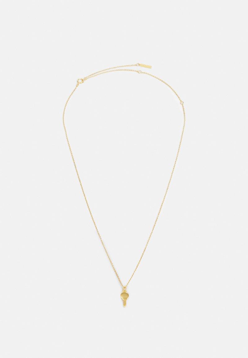 PDPAOLA - CO ETERNUM NECKLACE - Necklace - gold-coloured